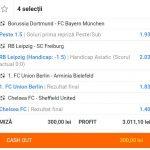 biletul zilei azi Bundesliga, 7 nov 2020