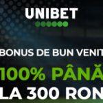 bonus unibet 300
