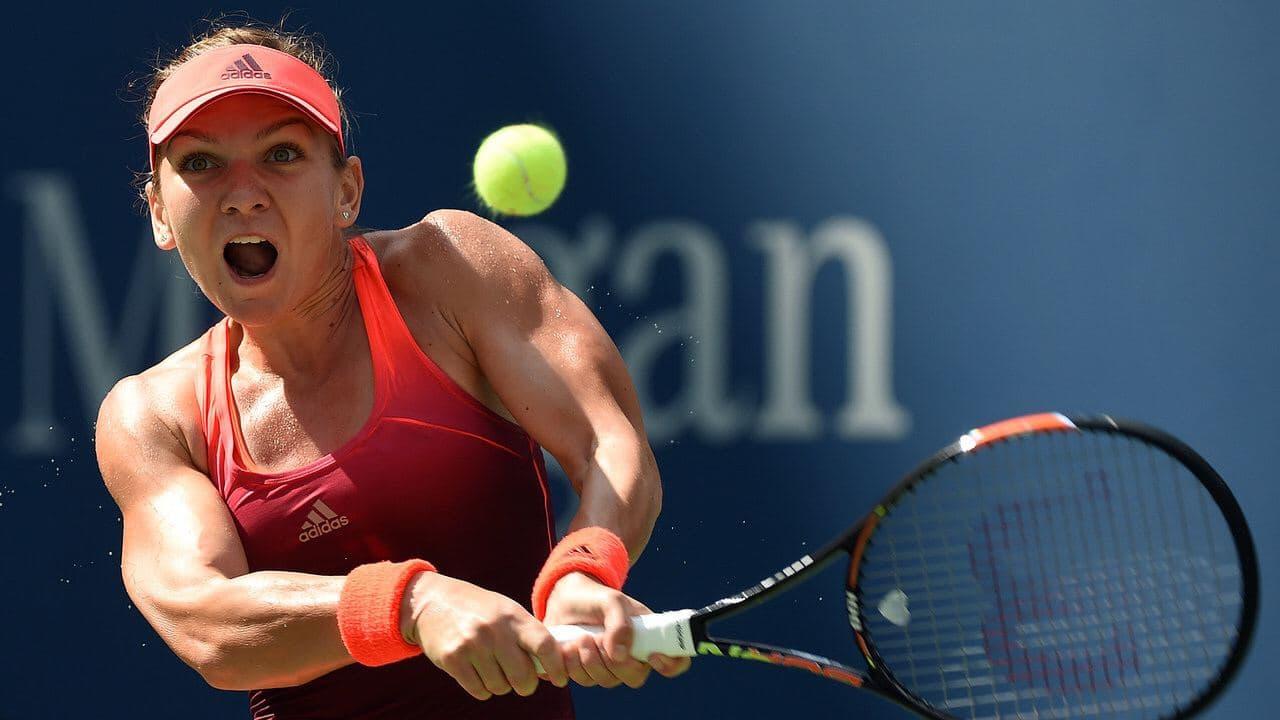 Simona Halep Australian Open 2021