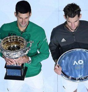 Australian Open 2021 favoriti